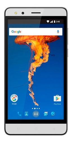celular smartphone bmobile ax290 + auricular + cargador sec