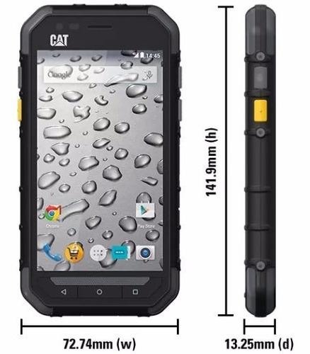 celular smartphone cat caterpillar s30 antichoque prova água