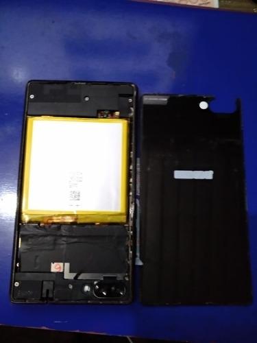 celular smartphone doogee mix 5.5  64gb (defeito)