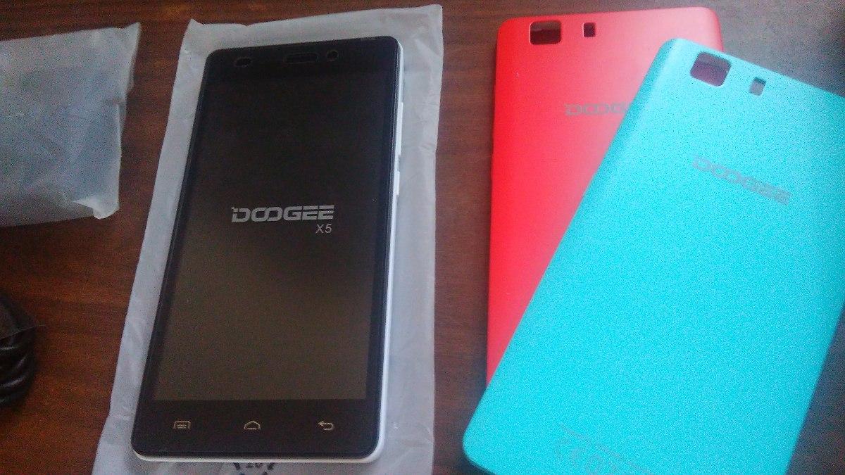Celular Smartphone Doogee X5 Quad Core 1gb Ram+8gb Rom
