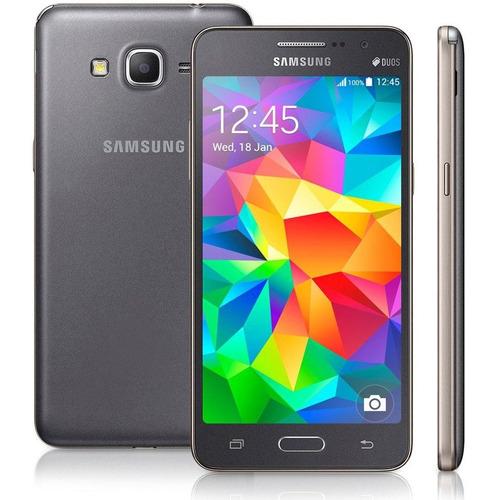 celular smartphone galaxy gran prime duos 8gb cinza seminovo