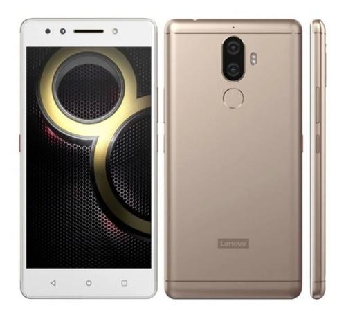 celular smartphone lenovo k8 plus 32gb android tela 5.3' 4g