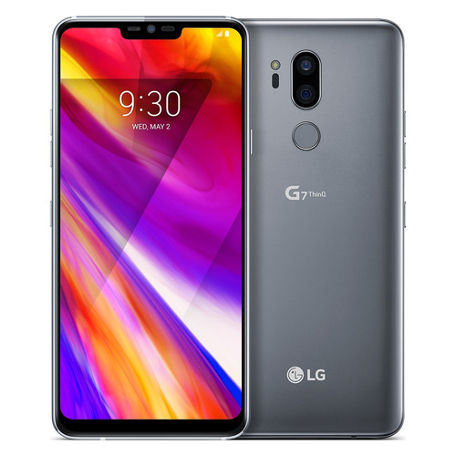 celular smartphone lg g7 thinq lmg710rm android 16/8mpx 4gb