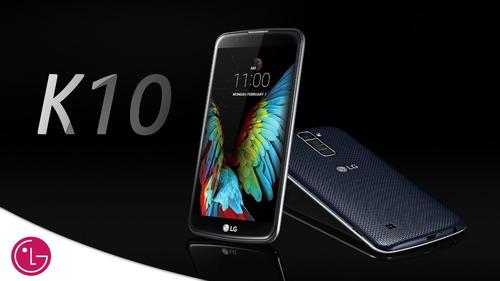celular smartphone lg k10 dual-sim tela 5.3   16gb barato