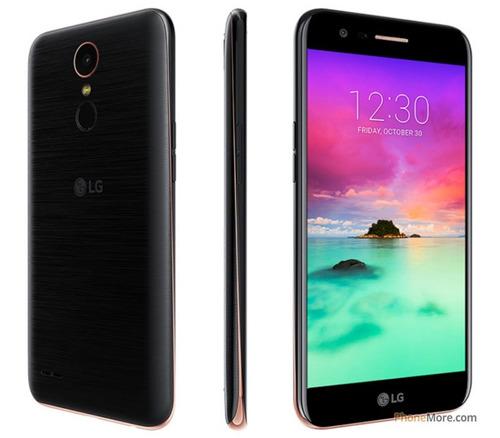 celular smartphone lg k10 novo 2017 tela 5.3 gps black