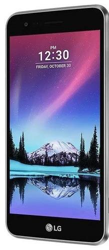 celular smartphone lg k4 (2017)4g  8gb dual sim tela 5.0 8mp
