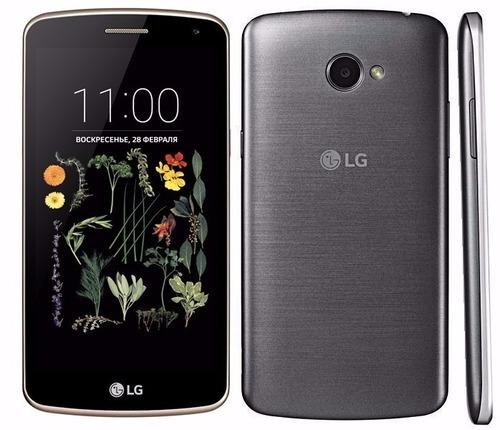 celular smartphone lg k5 8gb 5.0mp 3g android 5.1 + brinde