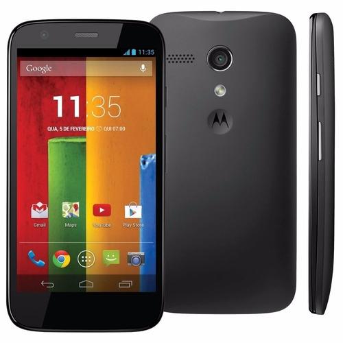 celular smartphone motorola g1 xt-1034 16gb 1chip