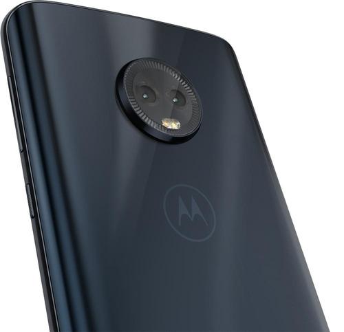 celular smartphone motorola moto g6 plus indigo 5.93  64gb