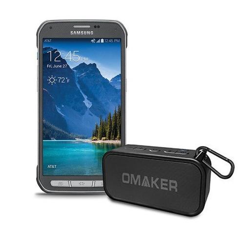 celular smartphone samsung galaxy s5 active 16mp 16gb bocina