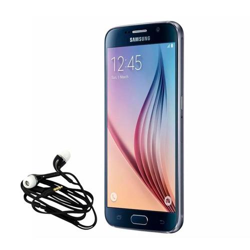 celular smartphone samsung galaxy s6 azul 32gb