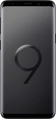 celular smartphone samsung galaxy s9 preto tela 5.8  128gb
