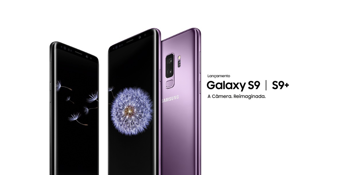 6f204fe9bc celular smartphone samsung s9 128gb novo (lacrado) g9600 ds. Carregando  zoom.