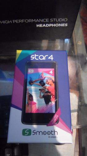 celular smartphone  smooth star 4  dual sim / quad core