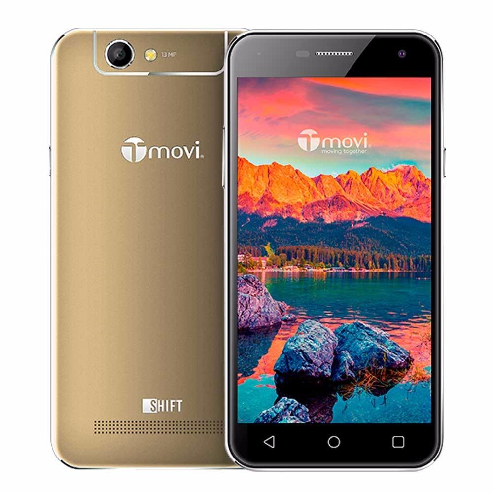 Celular Smartphone Tmovi Shift Android Dual Sim 4 Nucleos ...