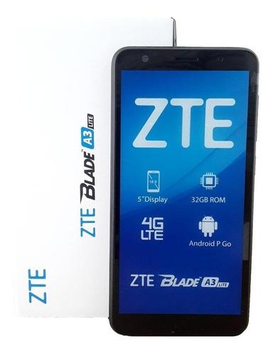 celular smartphone zte blade a3 lite 32gb 1gb 8mpx 4g tienda