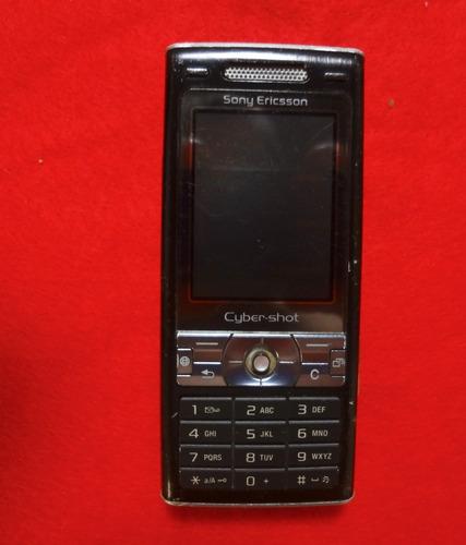 celular sony ericsson k790a en su caja