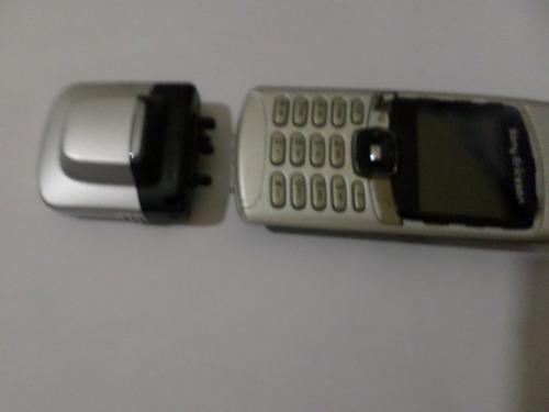 celular sony ericsson t 230 con camara para repuesto