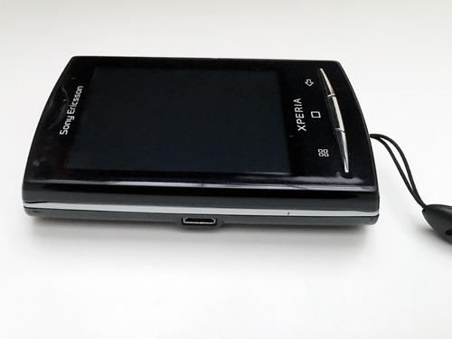celular sony ericsson xperia x10 mini pro - claro