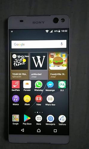 celular sony xperia c5 ultra