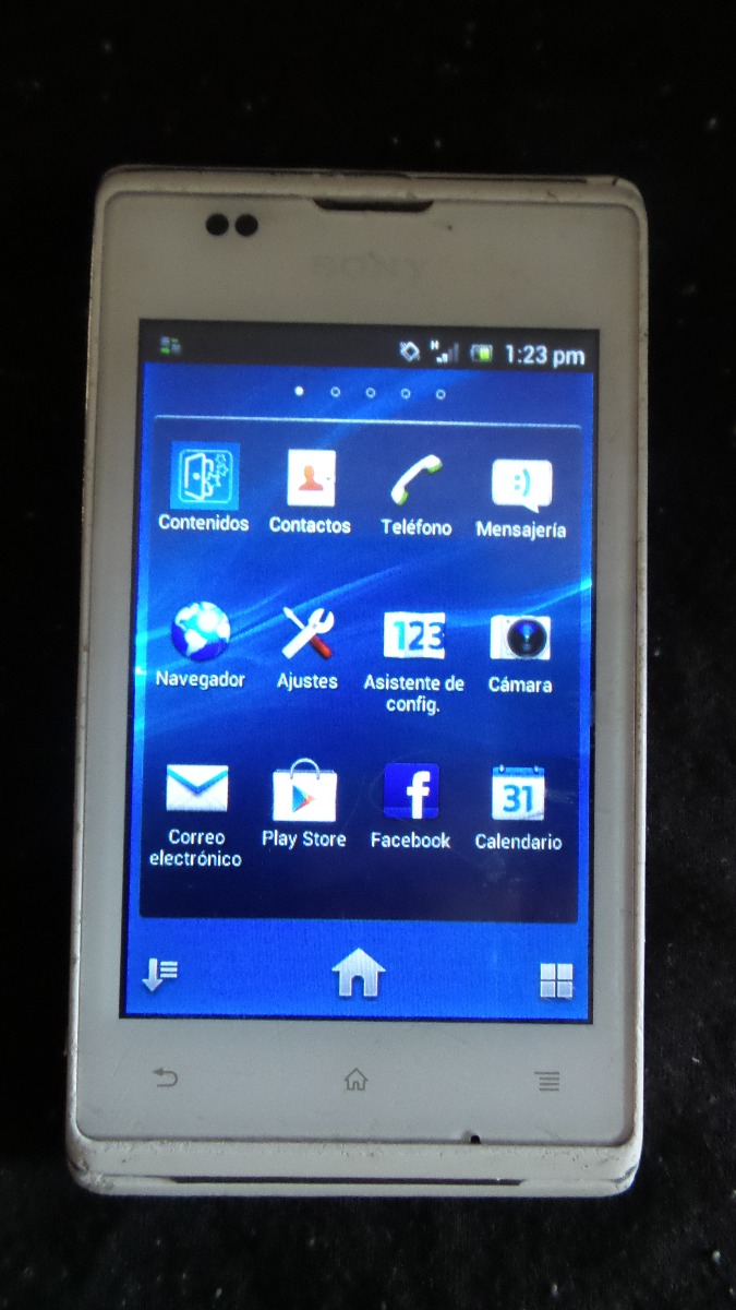 Celular Sony Xperia E C1504 Android 4.1.1 Cambio - $ 999.00 en ...