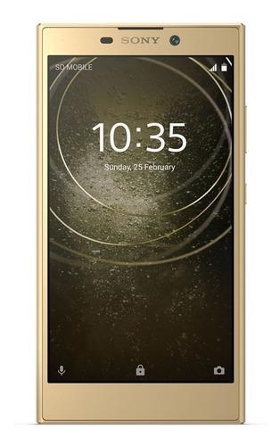 celular sony xperia l2 h3321 13mpx 32gb dorado semi- nuevo