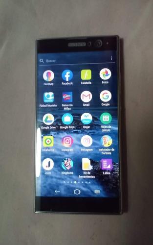 celular sony xperia xa2 32gb cómo nuevo