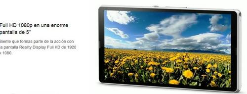 celular sony xperia z android 13mp full hd c6603 5 estrellas