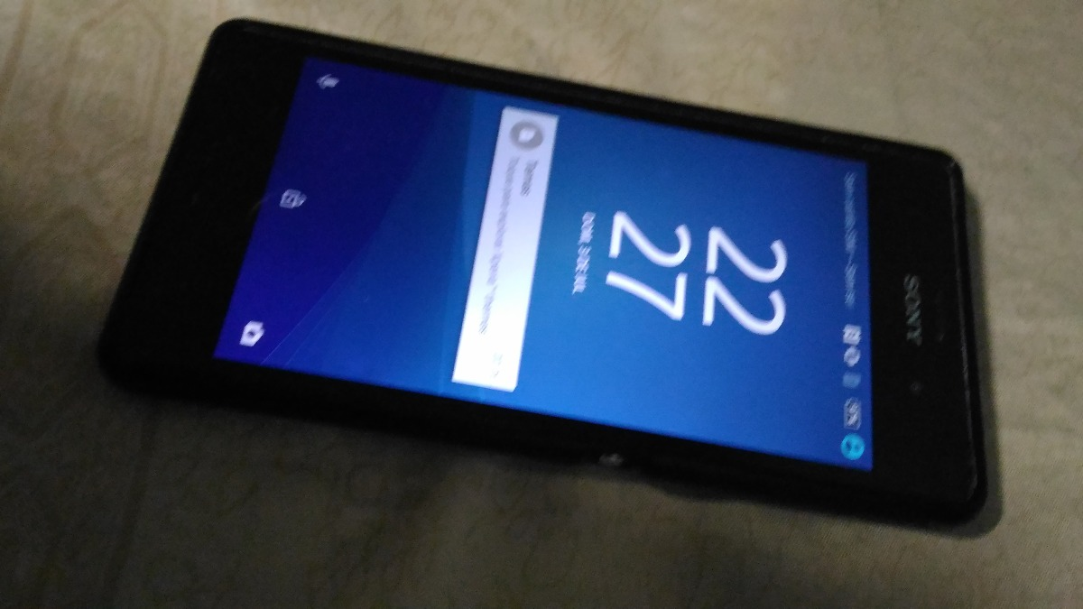 Celular Sony Xperia Z3 Tv D6643