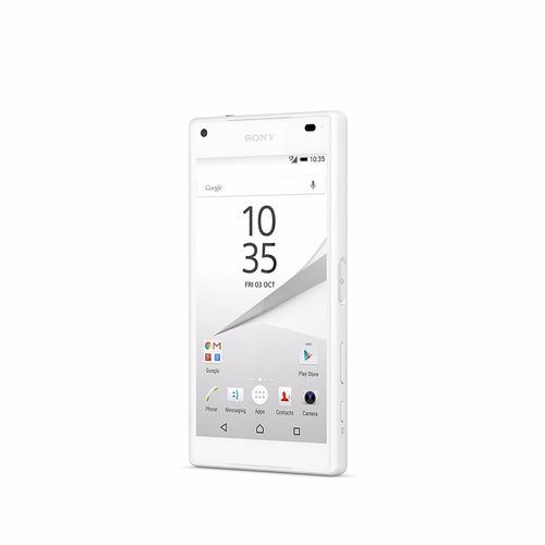celular sony xperia z5 compact e5803 blanco