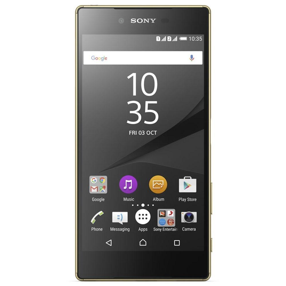 9d7a8ca32 celular sony xperia z5 e6853 4k câmera 23mp ouro novo + nf. Carregando zoom.