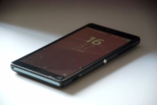 celular sony xperia zl impecable personal nfc carga sube