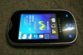 Celular Tactil Alcatel Ot 708a Tactil Dañado
