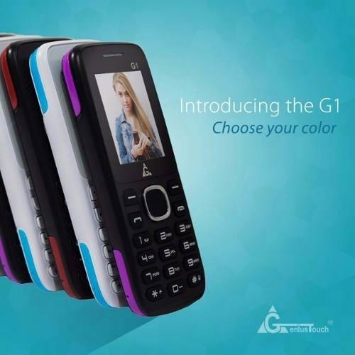 25f60943bfd Celular Teclado Genius Touch G1 Dual Sim - $ 760,00 en Mercado Libre