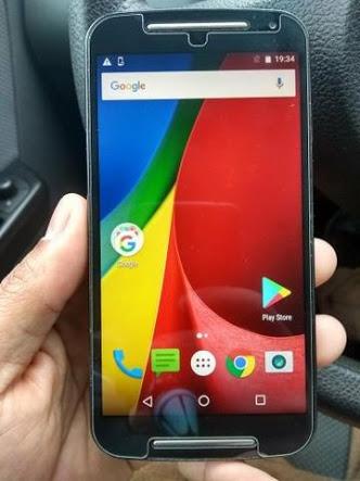 celular top moto g2 tv 16gb 8mp dual chip tela grande 5 pol