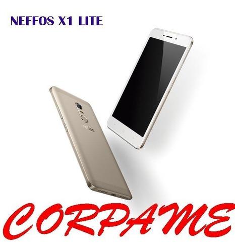 celular tplink neffos x1 lite 4g 64bits 13+5mp 16gbrom acme