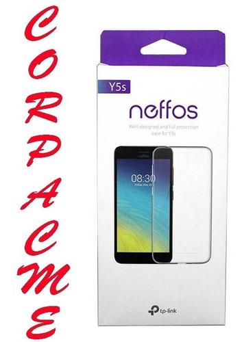 celular tplink neffos y5s 5 hd 4g 64bits 8+2mp 16gb  acme