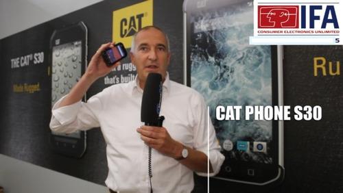 celular uso rudo caterpillar cat s30 envio rapido