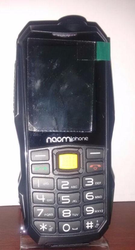 Celular Uso Rudo Naomi Phone - $ 850.00 en Mercado Libre