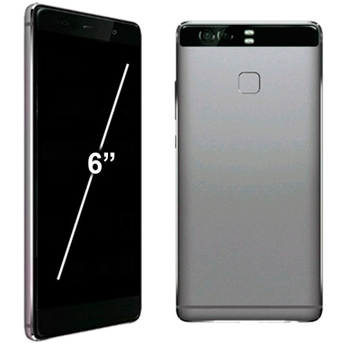 celular vak p9 lcd 6  android 6 sensor de huella gps 8gb