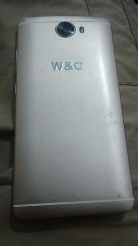 celular w&o max 3 para refacciones