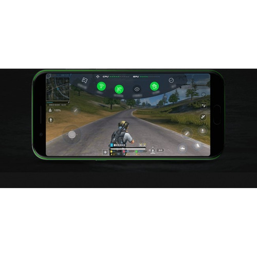 celular xiaomi black shark 64gb gamer 6gb ram dual chip + nf
