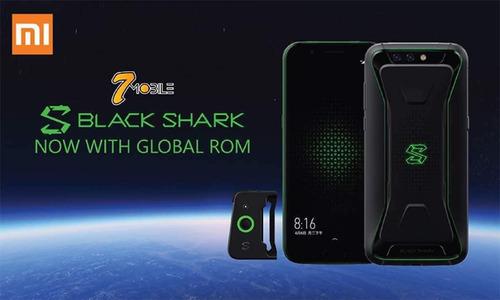 celular xiaomi black shark de 128gb / 8gb ram / tienda