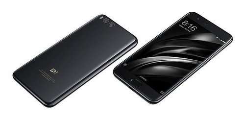 celular xiaomi mi 6 64gb dualsim 4g lte sellado garantia!