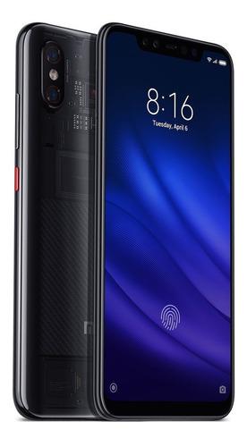 celular xiaomi mi 8 pro explorer 128gb 8gb ram 4g lte global