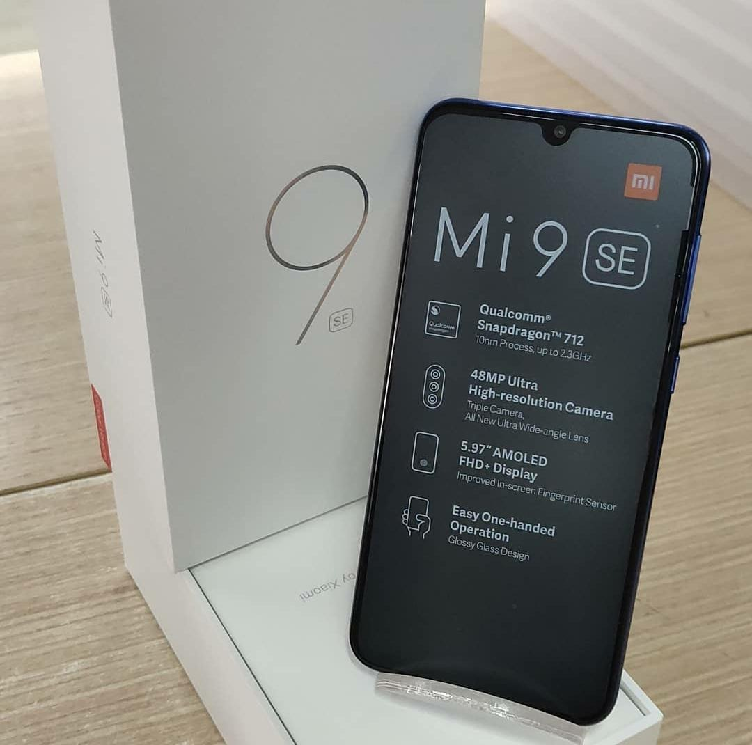 Celular Xiaomi Mi 9 Se Mi9 Se 128gb 6gb Ram Versão Global