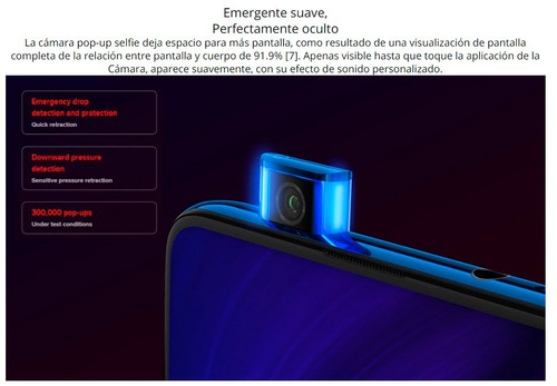 celular xiaomi mi 9t 6gb 128gb version global  env inmediato