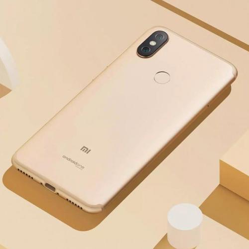 celular xiaomi mi a2 4 ram 64 gb versión global dorado