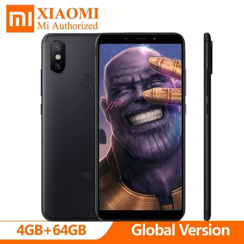 celular xiaomi mi a2 64gb 4g ram 6x global + capa pelicula