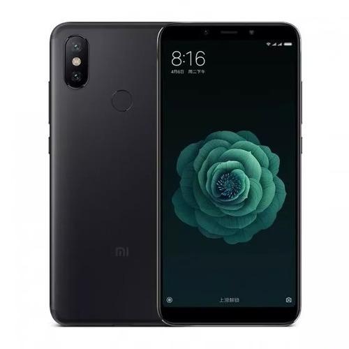 celular xiaomi mi a2 64gb 4g ram + capinha película + nf-e